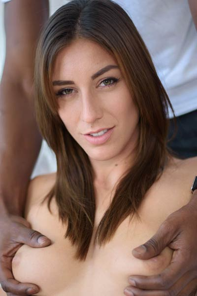 Sexy Rilynn opens her legs for Isiah Maxwell