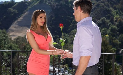 August Ames in All I want is You from Joymii