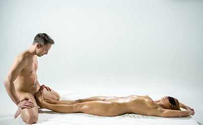 Chrissy Fox in Blindfold Massage from Joymii
