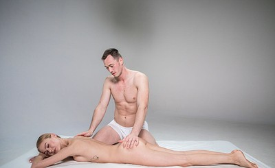 Jane F in Orgasmic Massage from Joymii